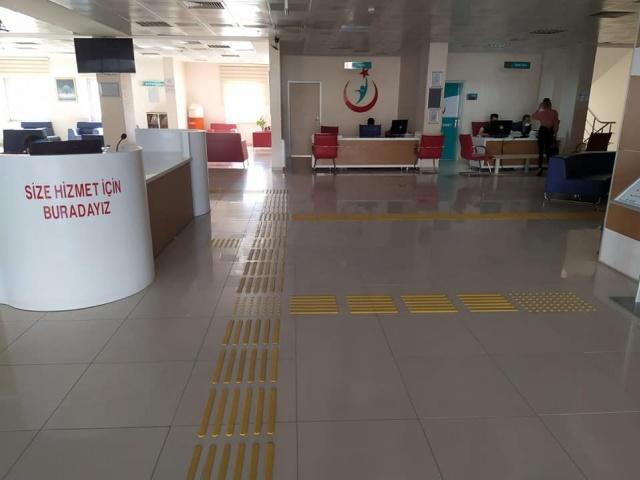 Hastaneye 'Erişilebilirlik Sertifikası'