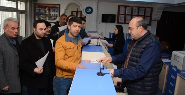 Alaca'dan Afrin'deki Mehmetçik'e tam destek