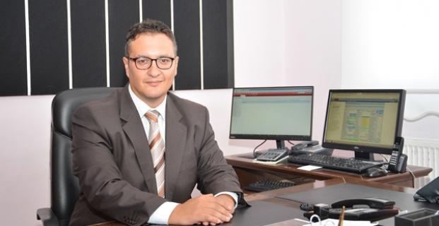 Mal Müdürü Denizoğlu göreve başladı