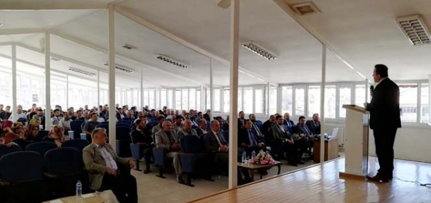 'Cami ve Hayat' konferansı verildi