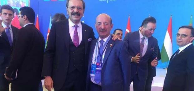 Günser Şirin, Türk İş ve Yatırım Formu'na katıldı