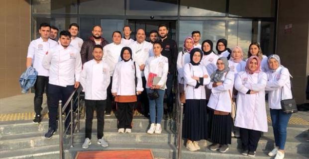 Aşçılara eğitim konferansı