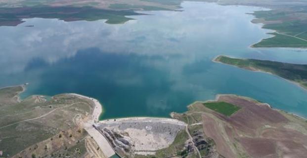12,12 milyon metreküp içme suyu sağlayacak