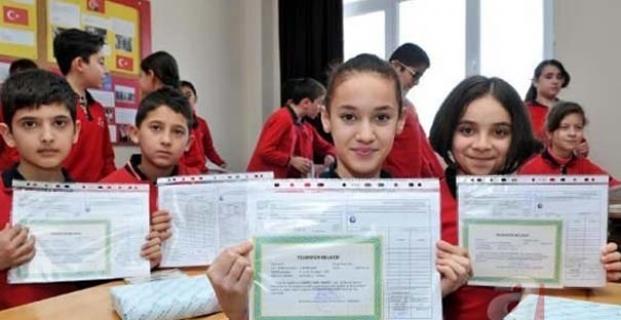 5 bin 854 öğrenci yarı yıl tatiline girecek