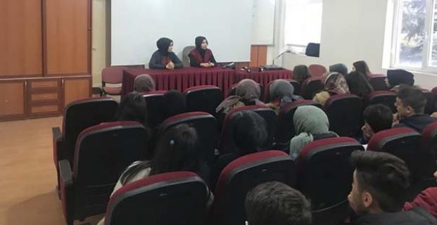 Alaca'da kariyer günleri etkinlikleri