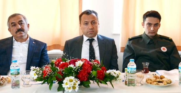 İşbirliği komisyon toplantısı yapıldı