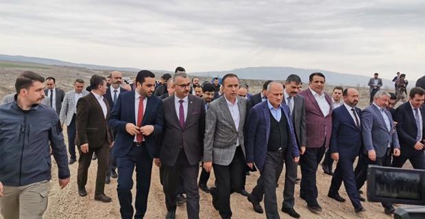 Bakandan umutlandıran havaalanı açıklaması