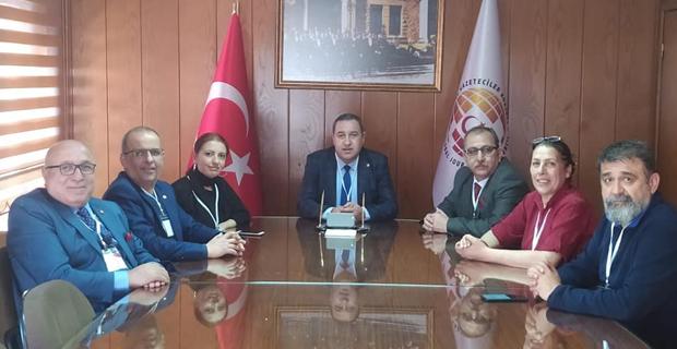 Odabaş, Yerel Medya Meclisi Yönetim Kurulu'na seçildi