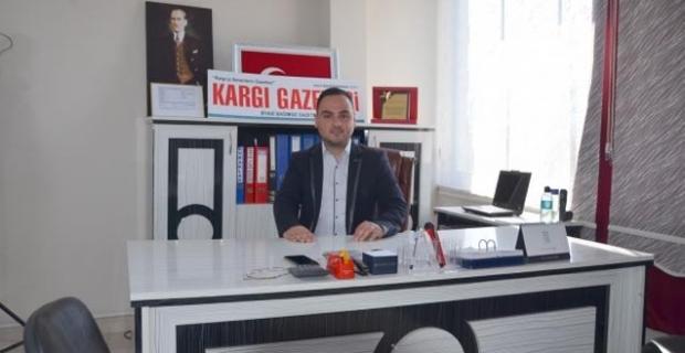 Turan Ozan Acar basın kartı aldı