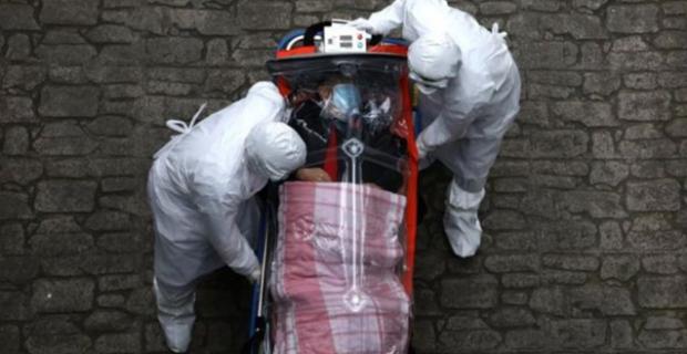 Alaca'da 1 kişi daha koronavirüse yenik düştü