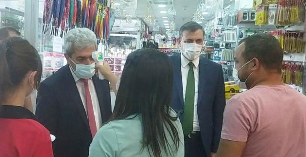 Çorum S.O.S veriyor! Çorum'da 1.560 kişi koronavirüs tedavisi görüyor