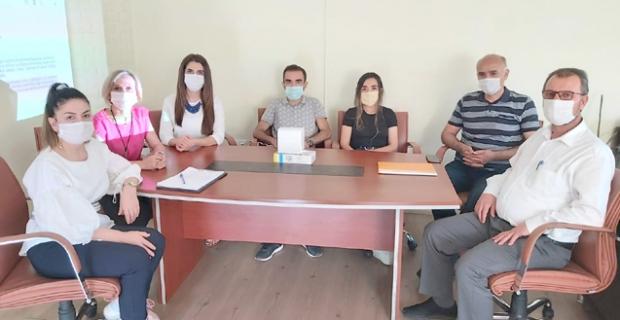 Alaca MYO öğrencileri CANDAŞ Projesi'ne destek verecek