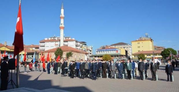 Alaca'da Cumhuriyet Bayramı gururla kutlandı