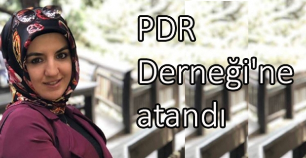 Alaca PDR Derneği'ne atama