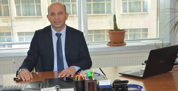 Fatih Arslan, Kızılay Alaca Şube Başkanı oldu