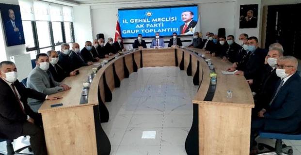 Alaca Meclis Üyeleri katılım sağladı