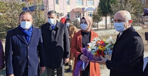 Bakan Karaismailoğlu, Osmancık'ta