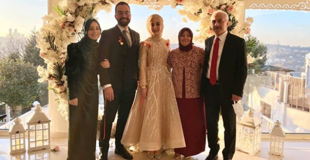 Zeki Gül'ün oğlu nişanlandı