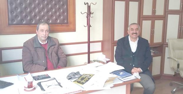 Başkan Şaltu, Muhasebeciler Haftası'nı kutladı