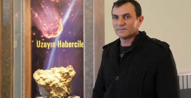 Türkiye'nin 3. büyük göktaşına Amerika'dan talipli çıktı
