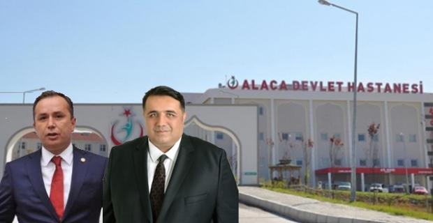 Alaca Devlet Hastanesi'ne Genel Cerrahi Uzmanı atandı