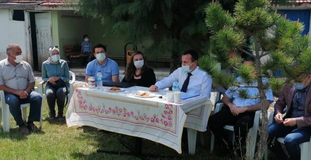 Doğru tarım uygulamaları ve hibe programları anlatıldı