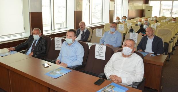 """""""Hitit Yolu Canlanıyor Projesi"""" kapanış çalıştayı gerçekleştirildi"""