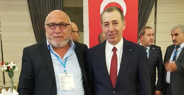 Bölge Bakanı Aydın Maruf Selim'e Çorum daveti