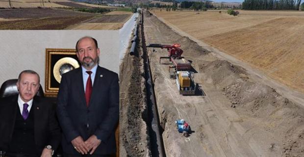 Cumhurbaşkanı Erdoğan'dan Koçhisar ile ilgili müjde
