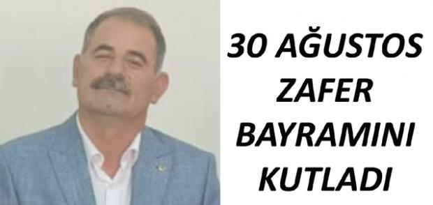 Gençkurt: '30 Ağustos Zafer Bayramımız kutlu olsun'