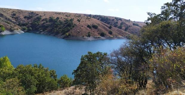 2022'de Evci Göleti'nde tam kapasite sulama yapılacak