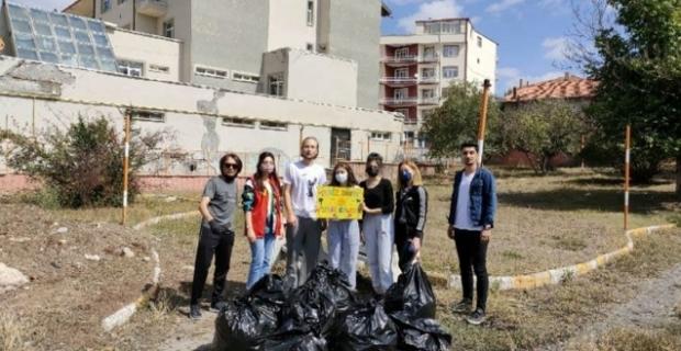 'Dünya Temizlik Günü' etkinliği