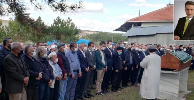 Belediye Başkanı Arslan Şahin toprağa verildi