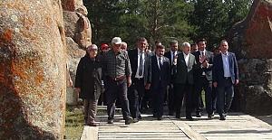 Kılıçdaroğlu, Alacahöyük'te