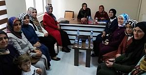 Teşkilat toplantısı yapıldı