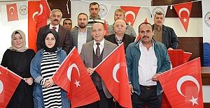 bBelediye Meclisinden Barış Pınarına.../b