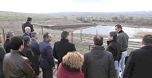 Hitit Barajı ve tesislerinin devri yapılacak