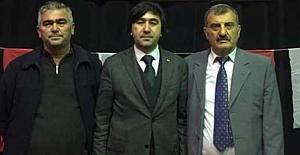 Alaca CHP'de İsmail Çimen tekrar başkan