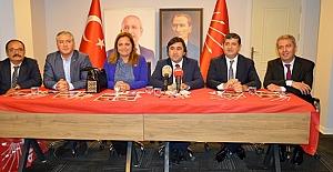 CHP Çorum'da yol haritasını belirleyecek