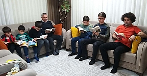 bŞimdi kitap okuma zamanı/b