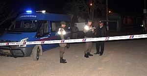 bAlacada silahlı kavga: 1 yaralı/b