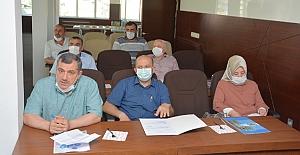 Alaca Belediye Meclisi toplandı