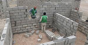 Alaca Belediyesi İdlib'de ev yaptıracak