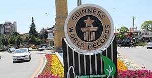 Çorum Guinness Rekorlar Kitabına girdi