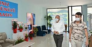 Alaca'da fizyoterapist hizmete açıldı