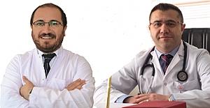Hemşehrimiz Opr. Dr. Kazım Tekin göreve başladı.
