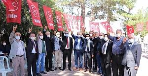 MHP Alaca'da Şerafettin Ercoşkun ile devam dedi