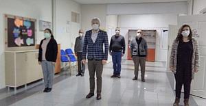 Alaca HEM'de kurslar İstiklal Marşı ile açıldı