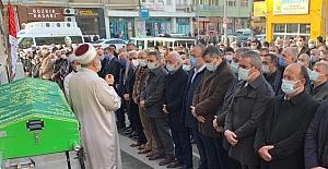 Zeki Gül'ün babası Hacı Seyit Gül toprağa verildi