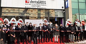 DentaGross Özel Ağız ve Diş Sağlığı Merkezi açıldı